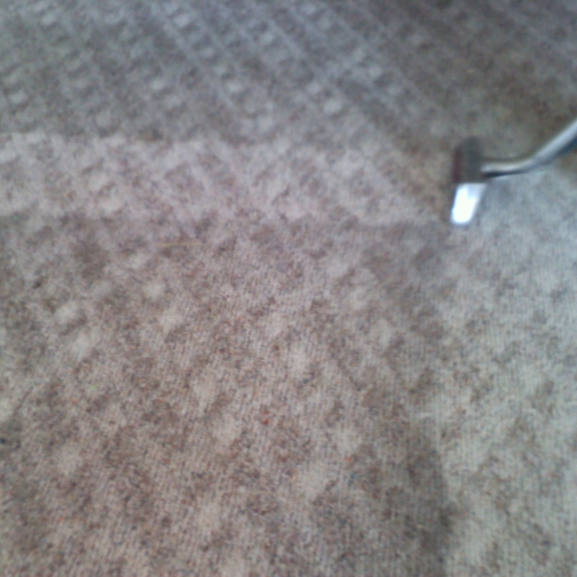 carpet cleaning example