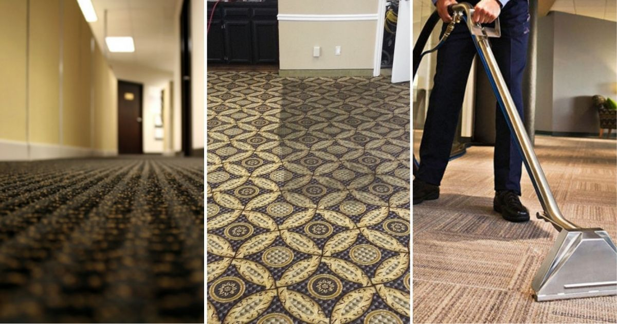Commercial Carpet Cleaning Services for Salt Lake County and Surrounding Areas